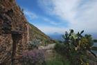 Rudere Alicudi panoramico
