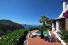 Vendesi villa degli ulivi Quattrocchi Lipari - Villa indipendente con piscina vendesi a Lipari Quattrocchi