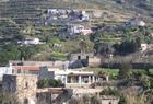 Casa eoliana indipendente Quattropani Lipari - Casa di campagna a Quattropani con terrazzo eoliano e giardino mediterraneo a Lipari