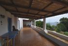 Casa vista mare Lingua Salina - Casa a Lingua Salina con terreno e vista mare su due livelli