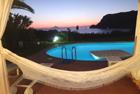 Casa con piscina Vulcano