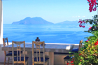 Vendesi casa panoramica Liscio Filicudi