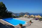 Villa con piscina S. Salvatore Lipari