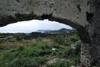 Rudere panoramico con terreno Pirrera Lipari