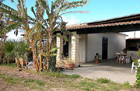 Casa Cinzia Menfi Lido dei Fiori - Menfi,lido fiori Casetta indipendente con terrazzo coperto ed attrezzato e cucina esterna con barbec