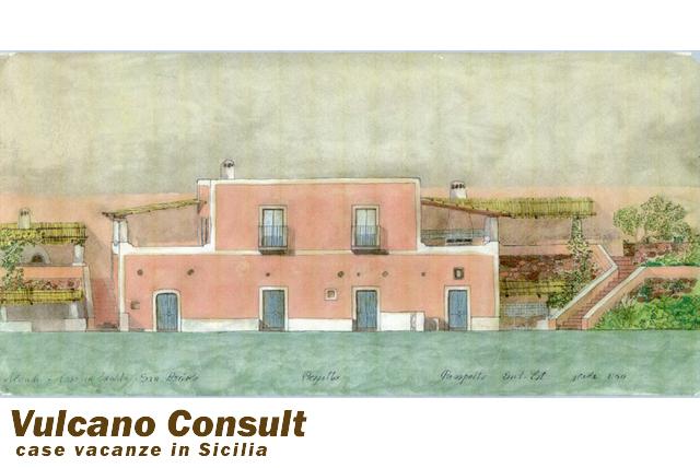 Casa Padronale San Bartolo Alicudi