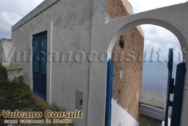 Old school in Alicudi
