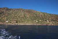 Localizzazione rudere dal mare
