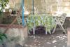 terrazzino esterno attrezzato