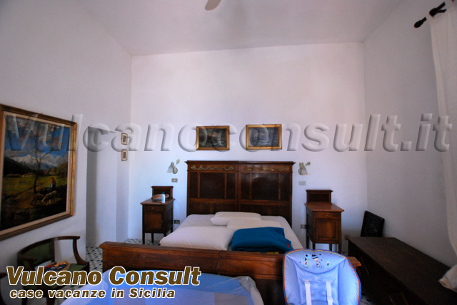 Villa con dependance Filicudi