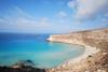Lampedusa spiaggia