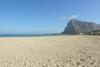 La spiaggia di San vito lo Capo