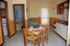 cucina/camera matrimoniale/bagno