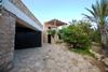 entrata villa / giardino