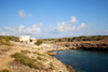 villa lampedusa / spiaggia