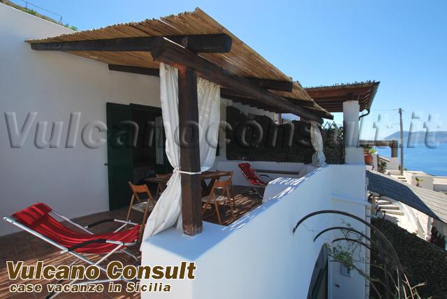 Casa Panoramica Monte Rosa Lipari