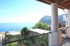 terrazzo vista mare