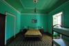 camera matrimoniale/letto a castello