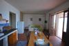 Cucina con divano letto