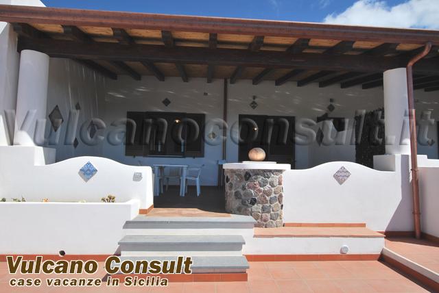 Casa Alicudi Pianoconte Lipari