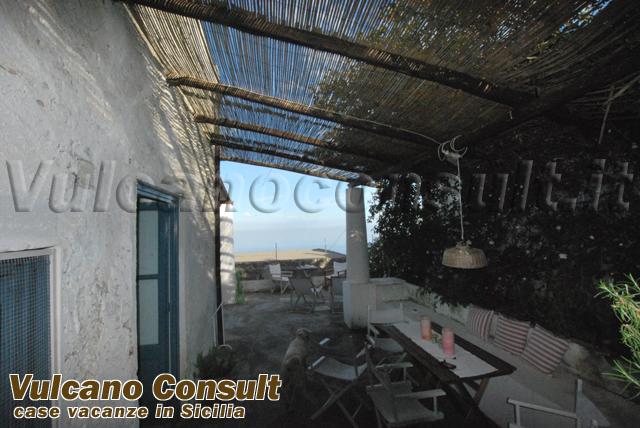 Casetta eoliana Santa Margherita Lipari