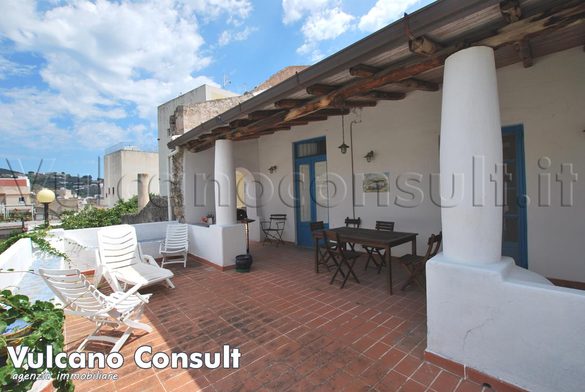 Appartamento 1 centro storico Lipari
