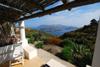 terrazo / giardino / panorama