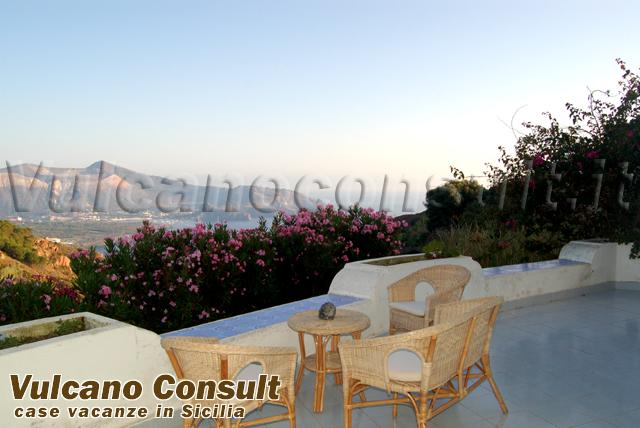 Villa Celestone San Salvatore Lipari
