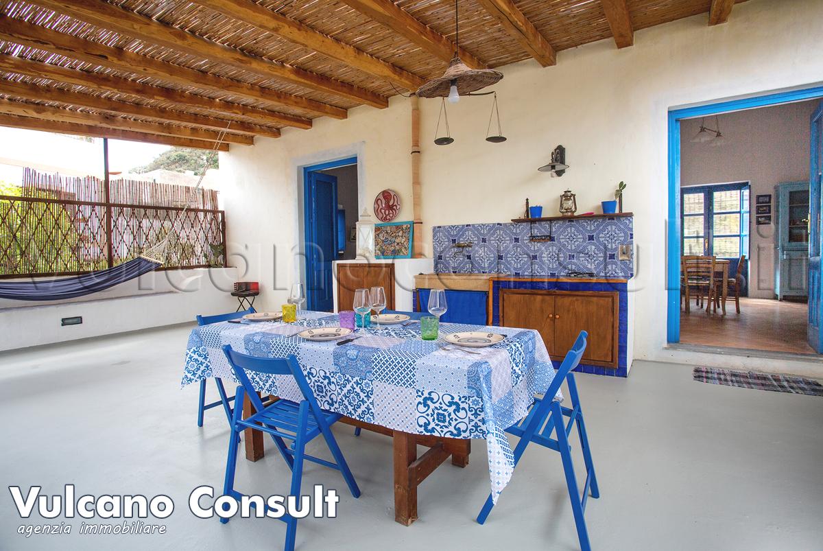 Casa Blu Canneto Lipari