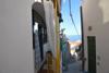 ingresso appartamento / stradina per il mare