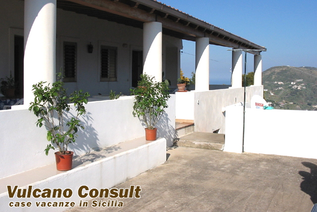 villa panoramica s margherita ingresso