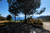parcheggio / giardino villa