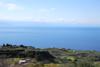 panorama vista mare