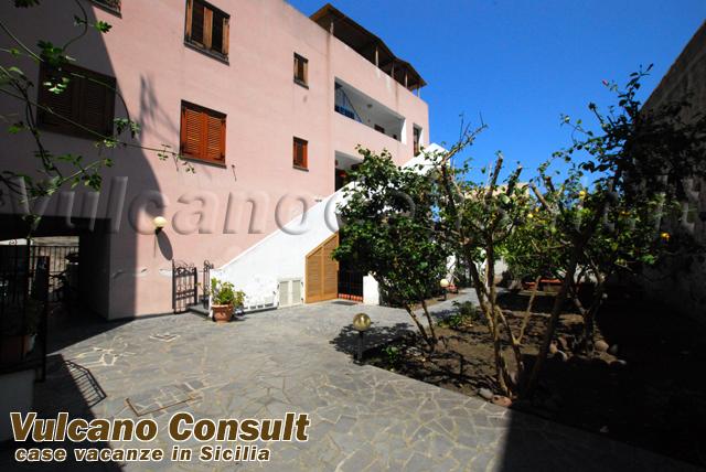 Appartamento Boccetta Canneto Lipari