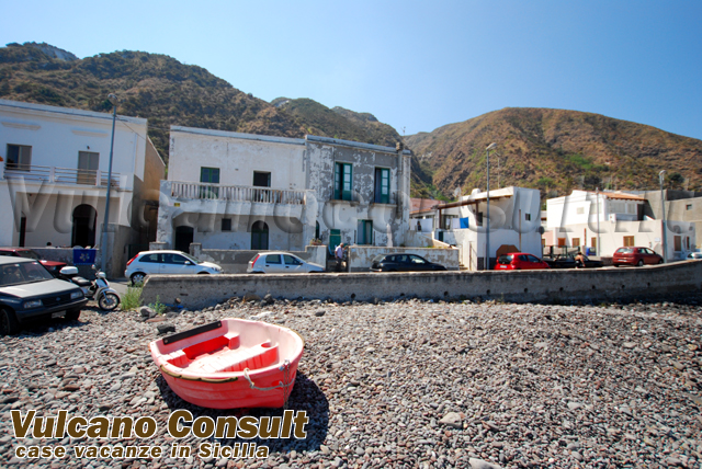 Casa Lungomare Acquacalda Lipari