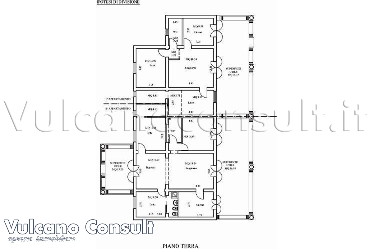 for sale property to be renovated on Quattropani Lipari