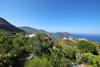 villa / giardino / panorama
