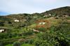 rudere panoramico con terreno