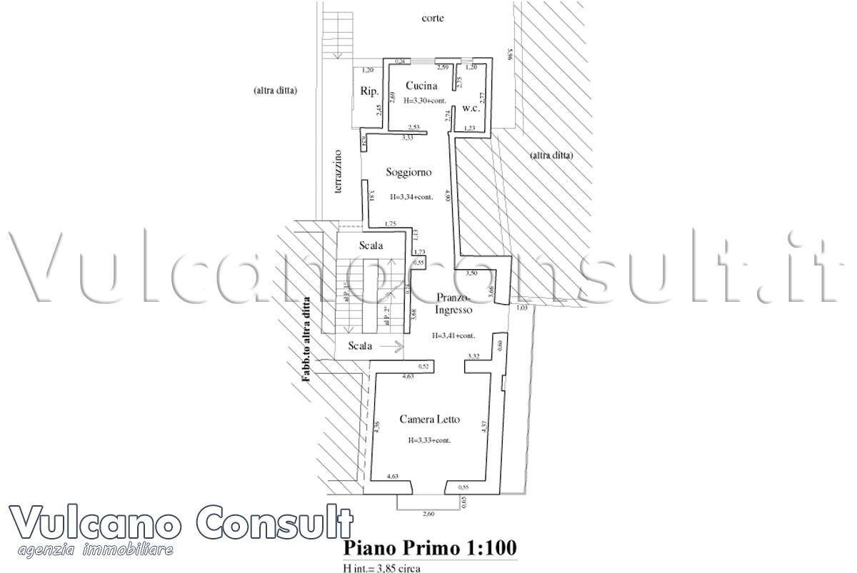 House corso Lipari to sell