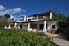 Villa Cucuncio/ giardino