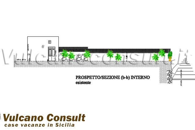 Vendesi rudere e terreno con progetto Pianoconte