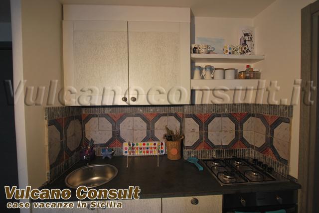 Apartment to sell in Lipari Acquacalda