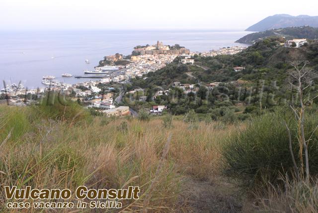 Rudere con progetto Santa Margherita Lipari