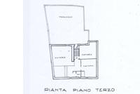 Pianta terzo piano