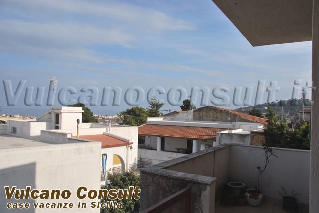 Appartamento panoramico Zinzolo Lipari