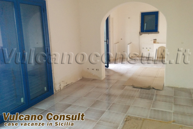 Vendesi villa San Salvatore Lipari