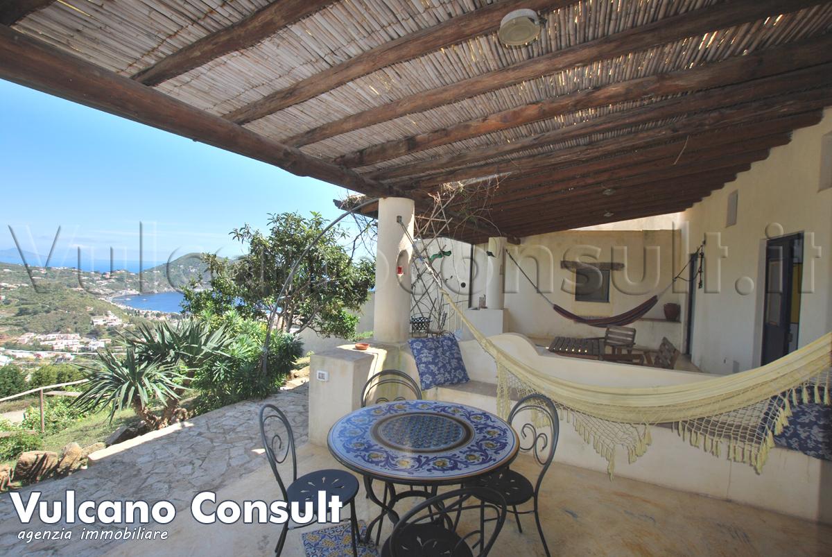 Casa tipica eoliana Montegallina Lipari