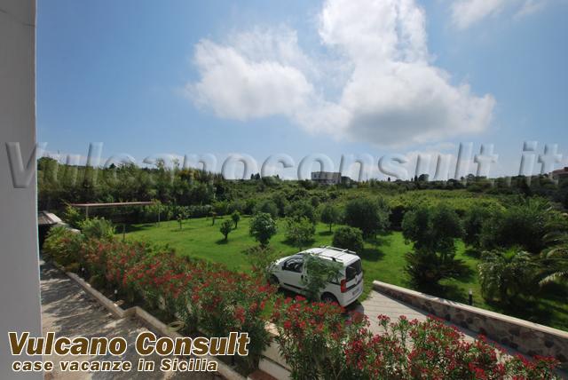 Villa unica Pianoconte Lipari