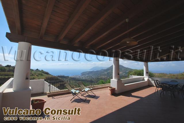 Casa semindipendente Santa Margherita Lipari