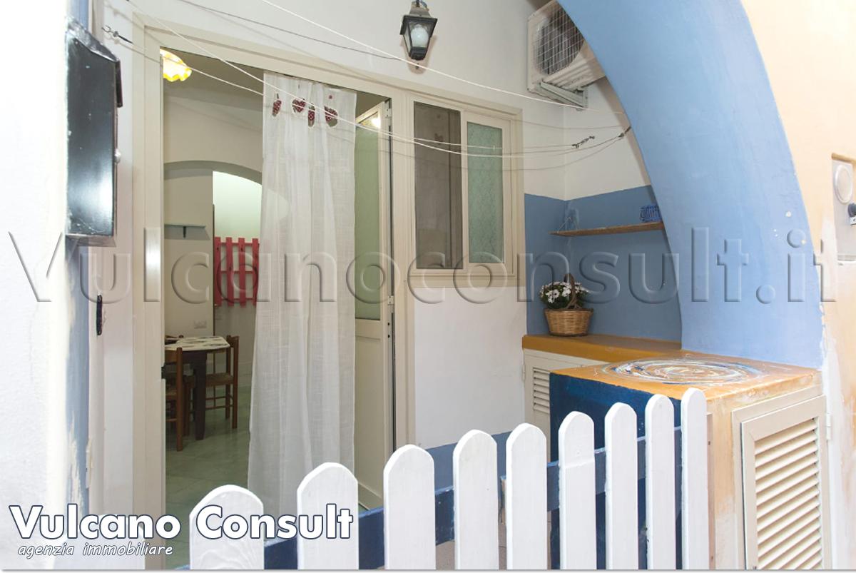 Vendesi appartamentino Canneto Lipari